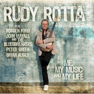 Rudy Rotta – Me, My Music and My Life (Pepper Cake/ZYX)