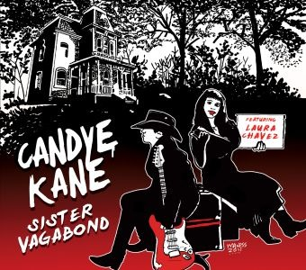 Candye Kane – Sister Vagabond feat. Laura Chavez (Delta Groove/in-akustik)