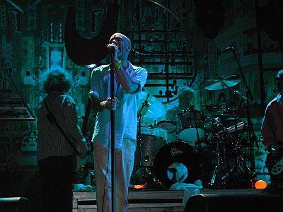 R.E.M. lösen sich auf