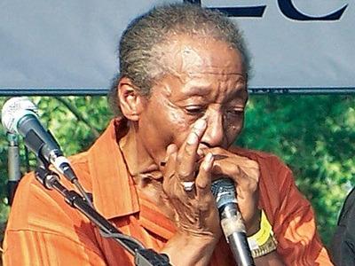 Willie Big Eyes Smith verstorben