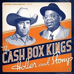 Cash Box Kings – Holler & Stomp (Blind Pig)