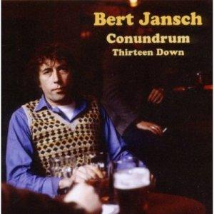 Bert Jansch Conodrum – Thirteen Down (Acoustic Music/Rough Trade)