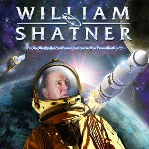 William Shatner – Seeking Major Tom (Cleopatra/H'ART)