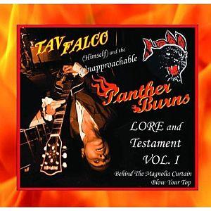 Tav Falco & Panther Burns – Lore and Testament Vol. 1 (Stag-O-Lee/Indigo)