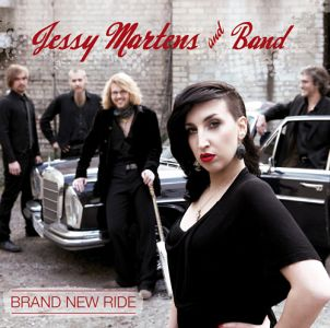 Jessy Martens & Band – Brand New Ride