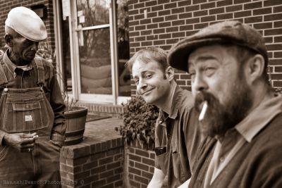 Bullfrog Sings the Blues oder: Erinnerungen an Floyd Council