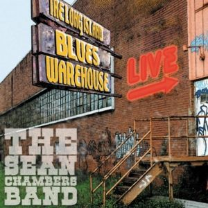 Sean Chambers – Live from The Long Island Blues Warehouse (Blue Heat)