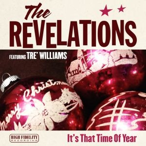 The Revelations feat. Tre Williams – It's That Time of Year (EP)