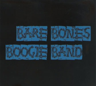 Bare Bones Boogie Band – Blue Album (BBBBCD2)