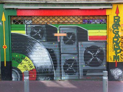 Reggae gegen Schmuddelwetter