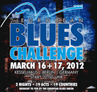 16./17. März 2012: 2. European Blues Challenge in Berlin