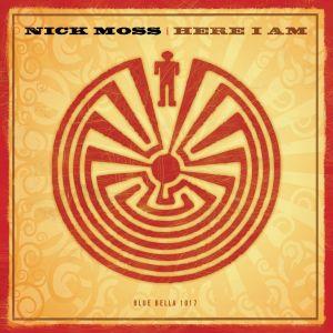 Nick Moss – Here I Am (Blue Bella)