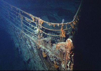 Titanic und Blues