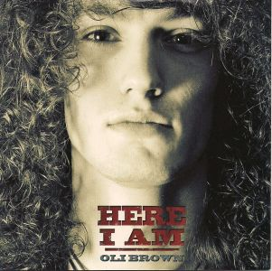 Oli Brown – Here I Am (Ruf)