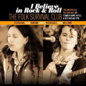 The Folk Survival Club – I Believe In Rock & Roll (CRS/in-akustik)
