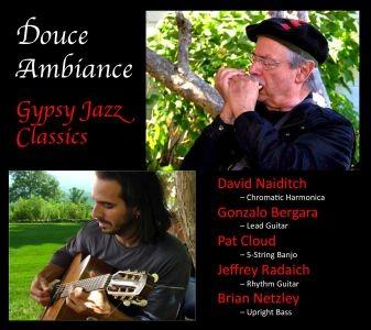 David Naiditch – Douce Ambiance: Gypsy Swing Classics