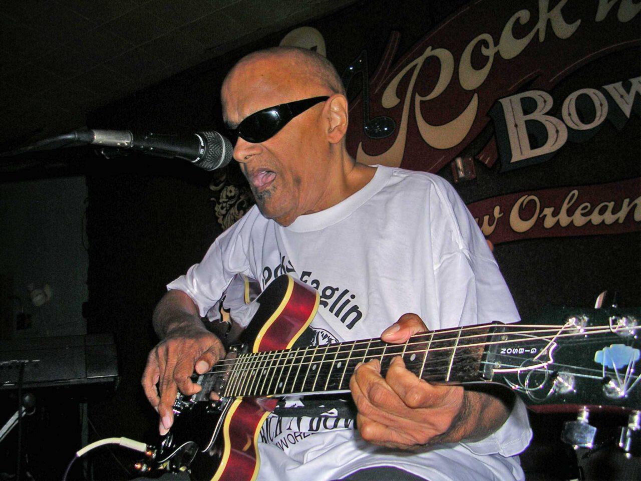 Snooks Eaglin (1936 – 2009)