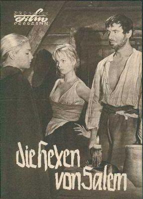 DEFA zwischen Staatsauftrag und Kunst: Die Hexen von Salem (1957)