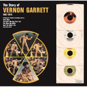 Vernon Garrett – The Story of Vernon Garrett 1967-1975 (Tramp)