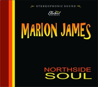 Marion James Northside soul final cover art