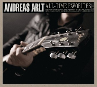 Andreas Arlt – All Time Favorites (Crosscut/in-akustik)