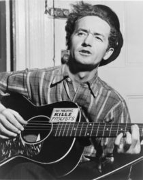 31. Juli 2012: Woody Guthrie und seine Erben im Crossroad Cafe