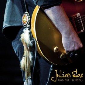 Julian Sas – Bound To Roll
