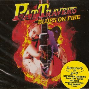 Pat Travers – Blues on Fire