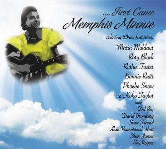 …. First Came Memphis Minnie (Stony Plain)