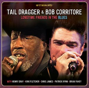 Tail Dragger & Bob Corritore – Long Time Friends In The Blues (Delta Groove/in-akustik)