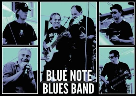 Blue Note Blues Band auf Herbststürme-Tour 2012