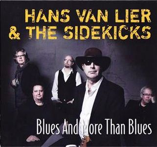 Hans van Lier & The Sidekicks – Blues And More Than Blues  (Suburban)
