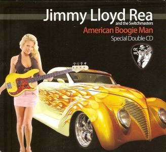 Jimmy Lloyd Rea and the Switchmasters – American Boogie Man