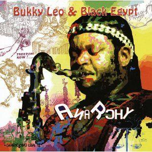 Bukky Leo & Black Egypt – Anarchy (Agogo/Indigo)