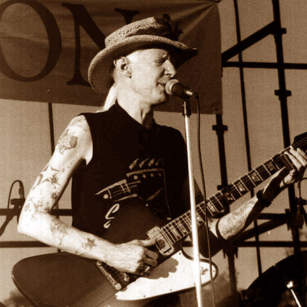 Johnny Winter – Biografie