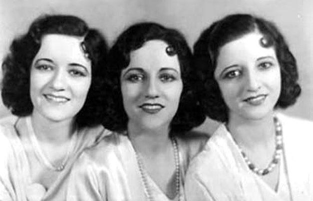 Die Boswell Sisters – Biografie