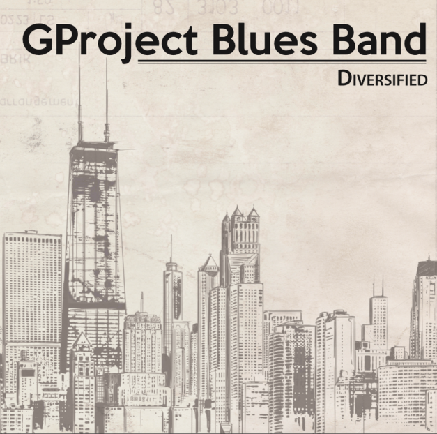 GProject Blues Band – Diversified
