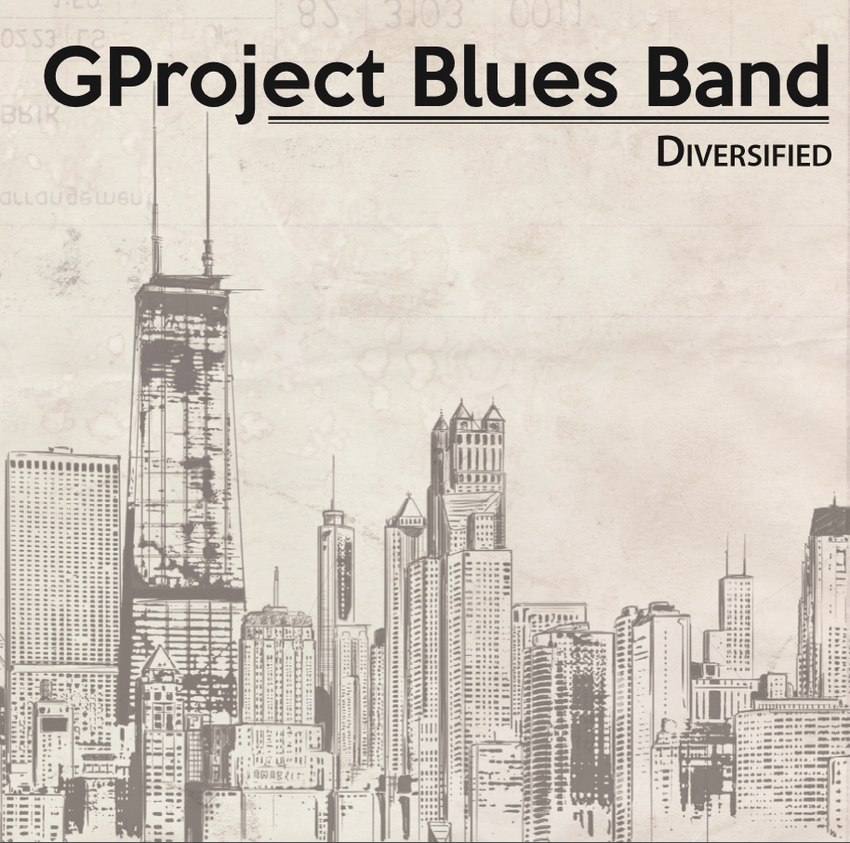 GProject Blues Band – Diversified