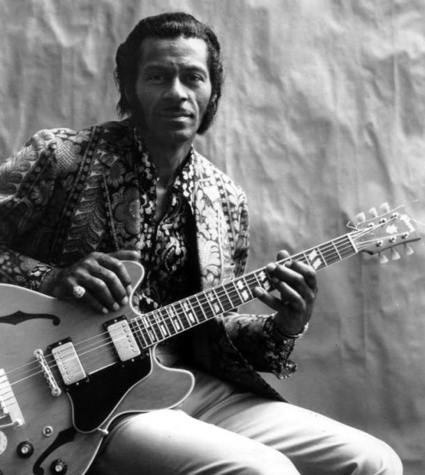 Chuck Berry – Biografie