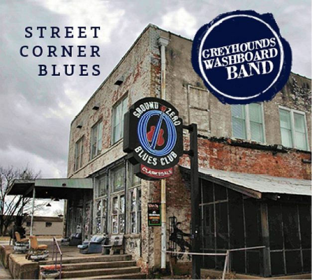 Greyhounds Washboard Band – Street Corner Blues