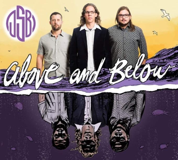 Jim Shaneberger Band – Above & Below