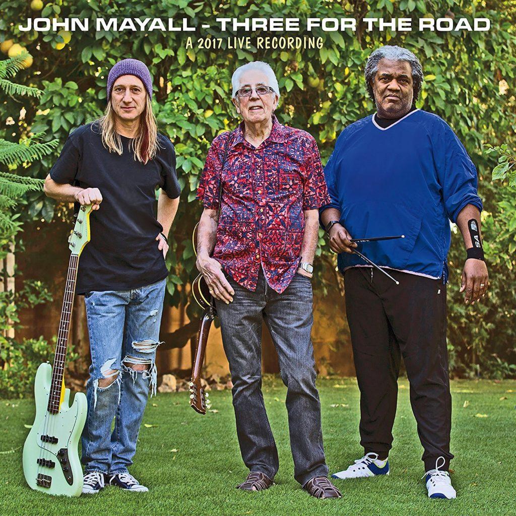 John Mayall – Three For The Road