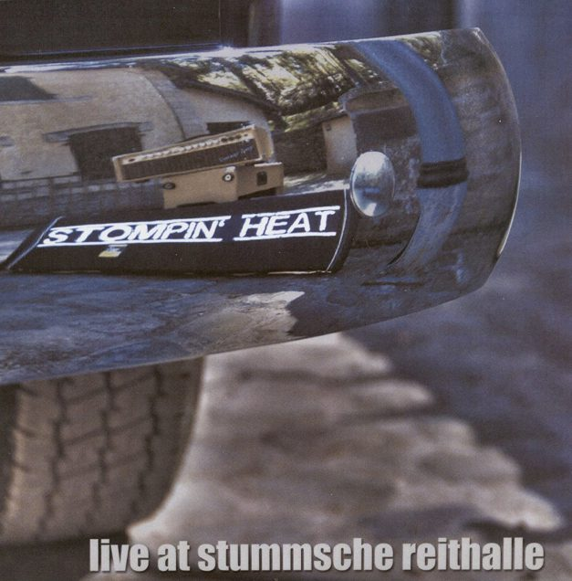 Stompin' Heat – Live At Stummsche Reithalle