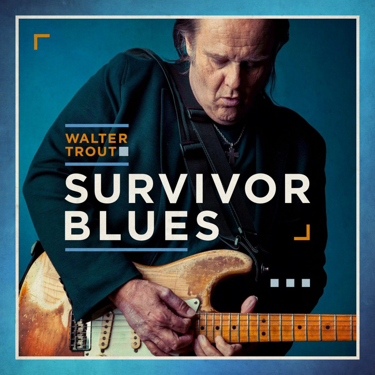 Walter Trout – Survivor Blues