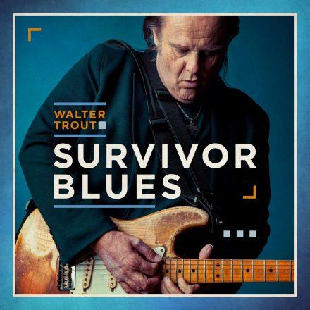 Walter Trout – Survivor Blues