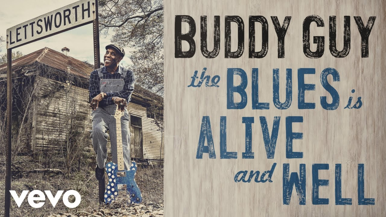 Buddy Guy – Cognac ft. Jeff Beck, Keith Richards (Official Audio)
