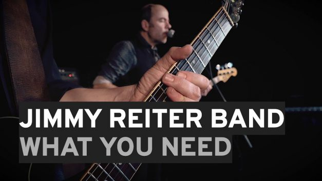 Jimmy Reiter Band – What You Need (official video)