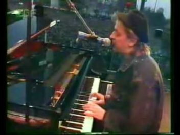 Rio Reiser & Marianne Rosenberg – Der Traum ist aus (Live) 1992